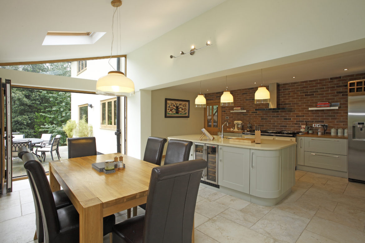 Large Property Extension And Refurbishment